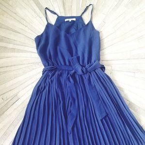 Size Small Flowy Blue Dress